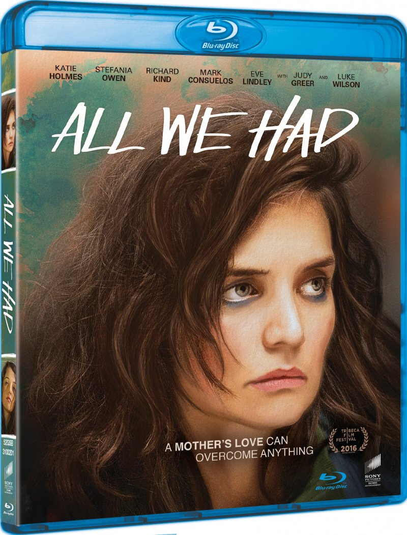 Image of   All We Had - Blu-Ray