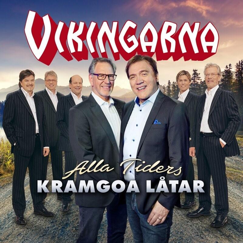 Vikingarna - Alla Tiders Kramgoa Låter - CD