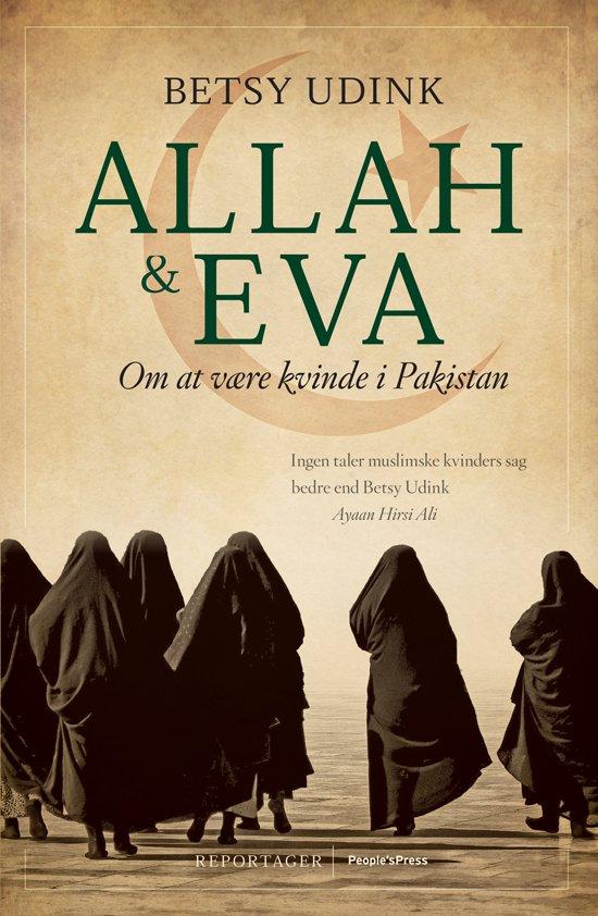 Billede af Allah & Eva - Betsy Udink - Bog