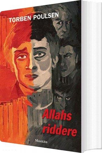 Image of   Allahs Riddere - Torben Poulsen - Bog