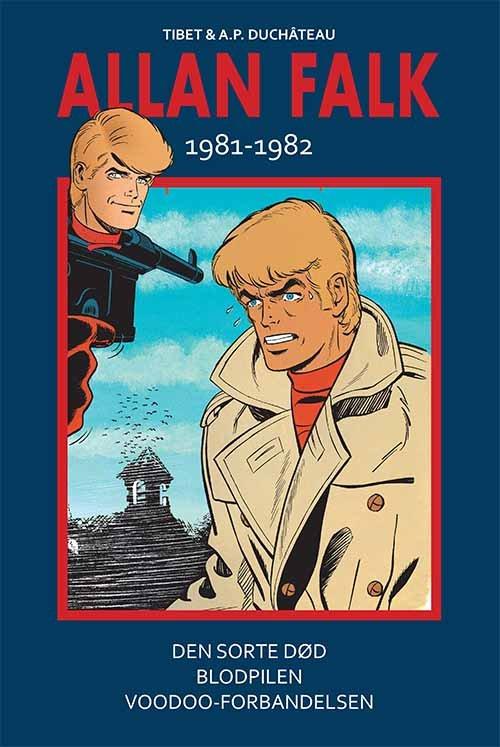 Image of   Allan Falk 1981-1982 - Duchâteau - Tegneserie