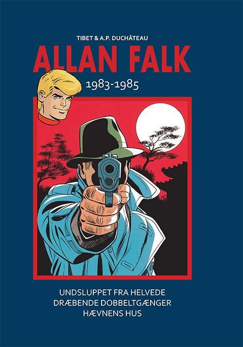 Image of   Allan Falk 1983-1985 - Duchâteau - Tegneserie