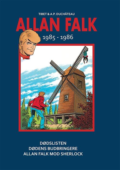 Image of   Allan Falk 1985-1986 - Duchâteau - Tegneserie