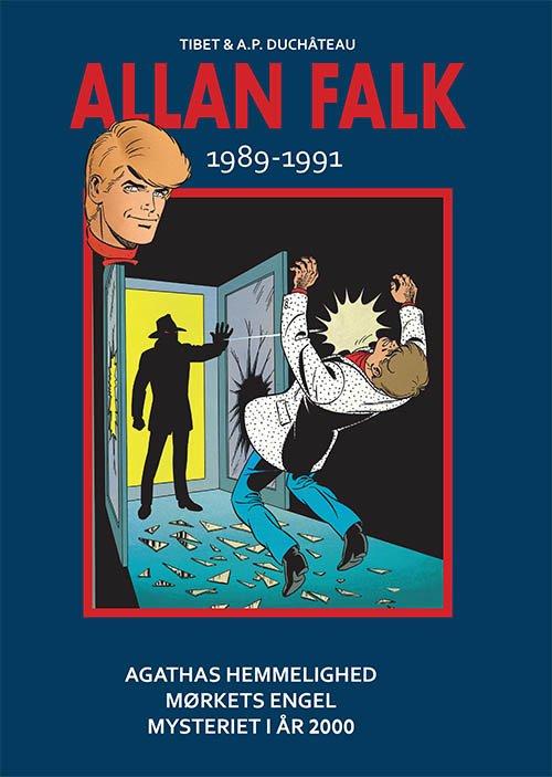 Image of   Allan Falk 1989-1991 - Duchâteau - Tegneserie
