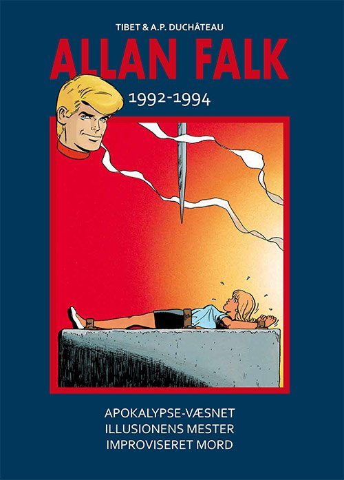 Image of   Allan Falk 1992-1994 - Duchâteau - Tegneserie