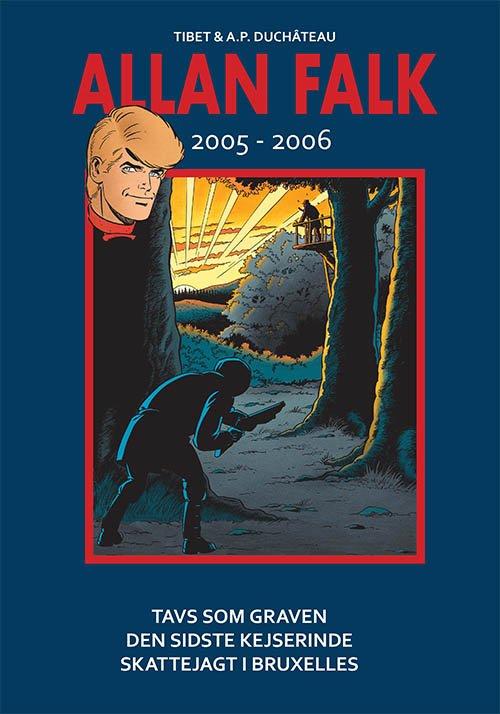 Image of   Allan Falk 2005-2006 - Duchâteau - Tegneserie