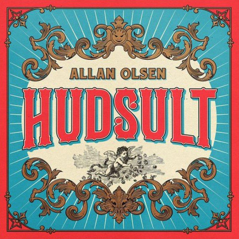 Image of   Allan Olsen - Hudsult - CD