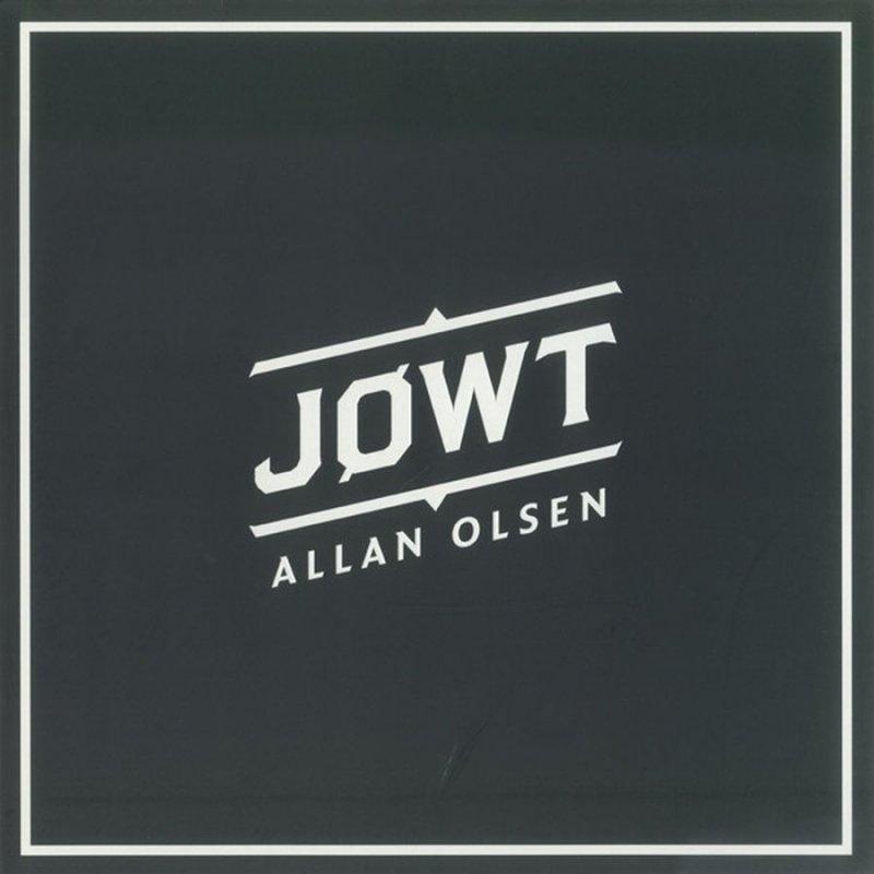 Image of   Allan Olsen - Jøwt - Vinyl / LP