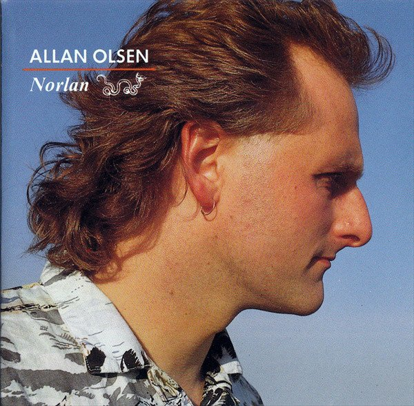 Image of   Allan Olsen - Norlan - CD