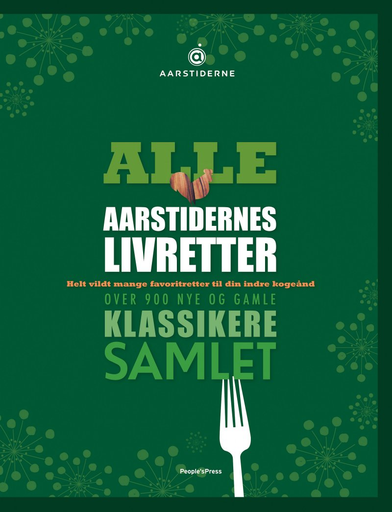 Image of   Alle Aarstidernes Livretter - Søren Ejlersen - Bog
