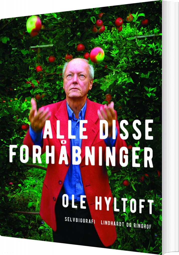 Image of   Alle Disse Forhåbninger - Ole Hyltoft - Bog