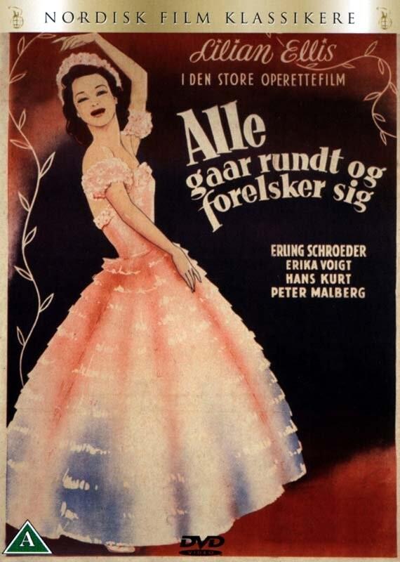 Billede af Alle Går Rundt Og Forelsker Sig - DVD - Film
