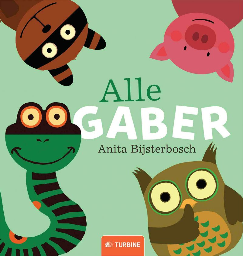 Image of   Alle Gaber - Anita Bijsterbosch - Bog