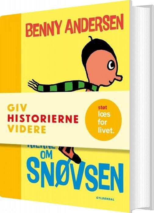 Image of   Alle Historierne Om Snøvsen - Benny Andersen - Bog