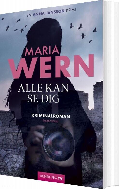 Image of   Alle Kan Se Dig - Anna Jansson - Bog
