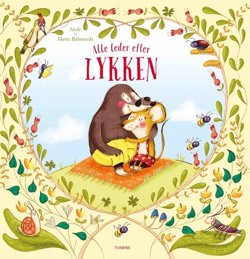 Image of   Alle Leder Efter Lykken - Neele - Bog