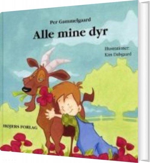 Image of   Alle Mine Dyr - Per Gammelgaard - Bog