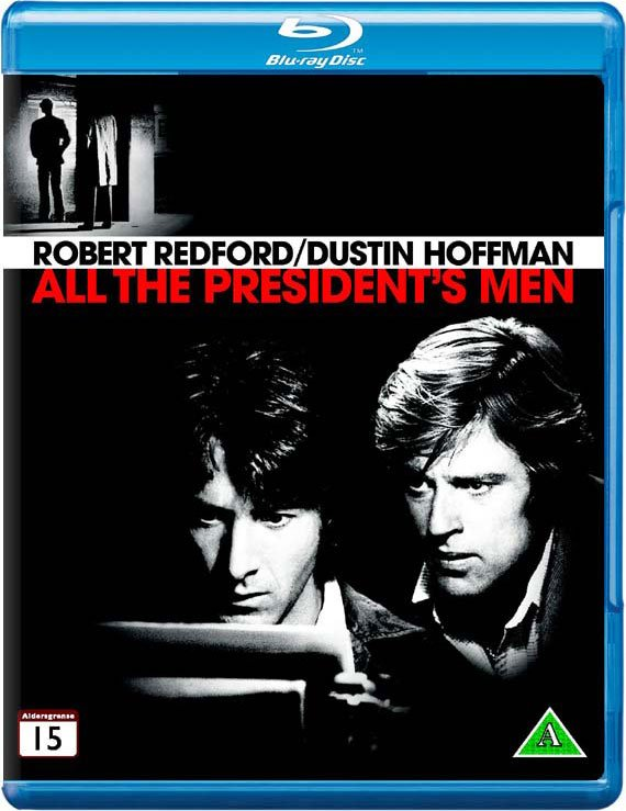 Image of   Alle Præsidentens Mænd - Blu-Ray