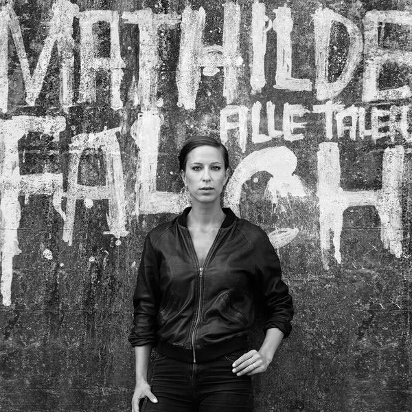 Mathilde Falch - Alle Taler - CD