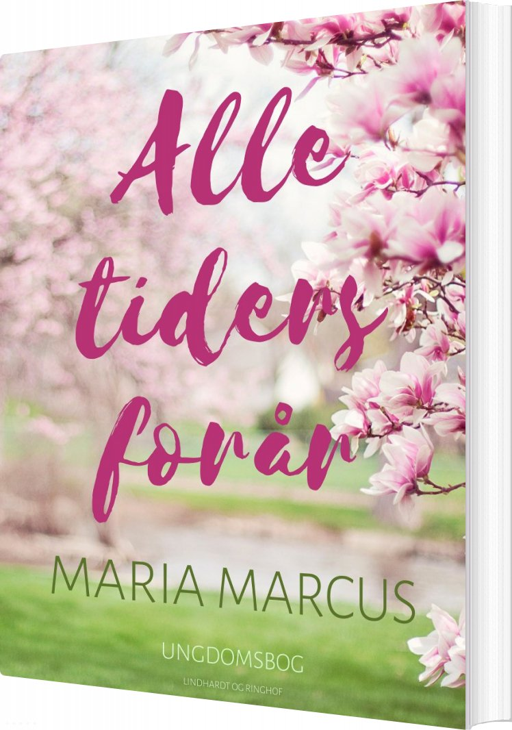 Image of   Alle Tiders Forår - Maria Marcus - Bog