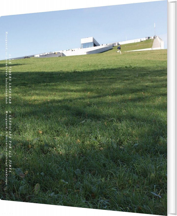 Image of   Alle Tiders Landskab - Kristine Jensens Tegnestue - Bog