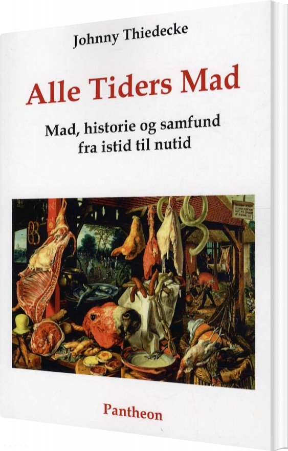 Image of   Alle Tiders Mad - Johnny Thiedecke - Bog