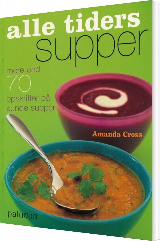 Image of   Alle Tiders Supper - Amanda Cross - Bog