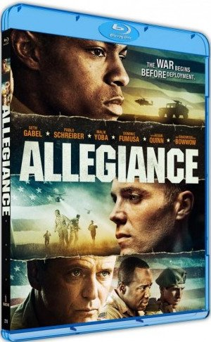 Image of   Allegiance - Blu-Ray