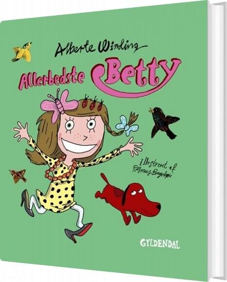 Image of   Allerbedste Betty - Alberte Winding - Bog