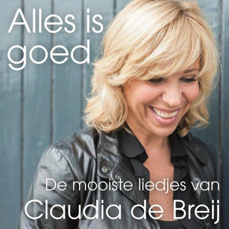 Image of   Claudia De Breij - Alles Is Goed (de Mooiste Liedjes Van) - Vinyl / LP