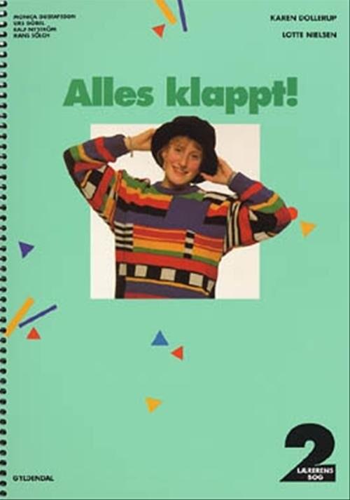 Image of   Alles Klappt! 2. Lærerens Bog - Lotte Nielsen - Bog