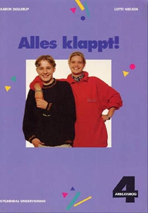 Image of   Alles Klappt! 4. Arbejdsbog - Lotte Nielsen - Bog