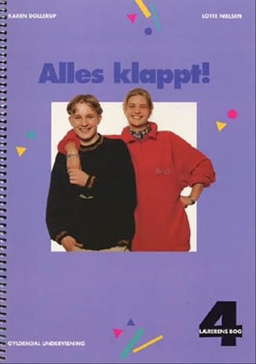 Image of   Alles Klappt! 4 For 10. Klasse - Lotte Nielsen - Bog