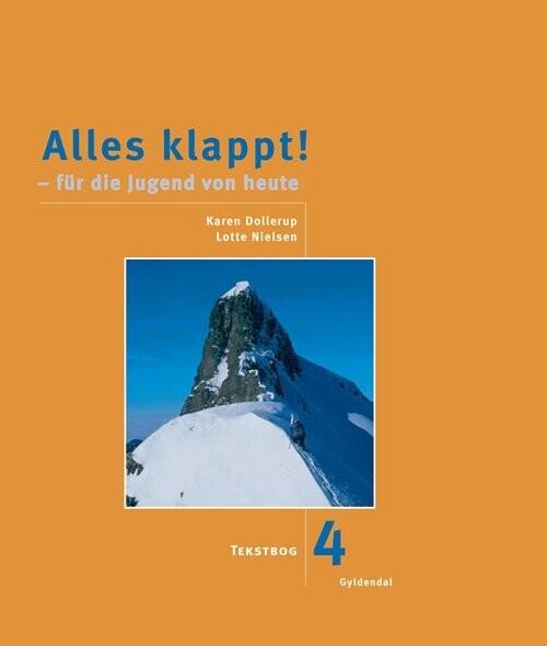 Image of   Alles Klappt! 4. Tekstbog - Lotte Nielsen - Bog