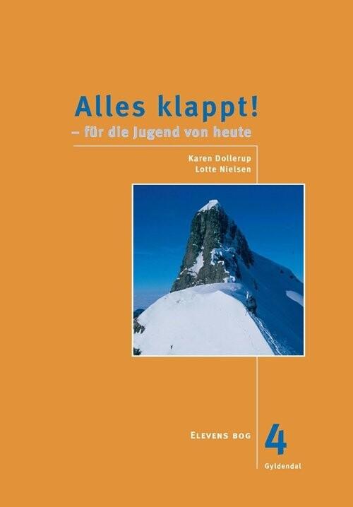 Image of   Alles Klappt! 4. Elevens Bog - Lotte Nielsen - Bog