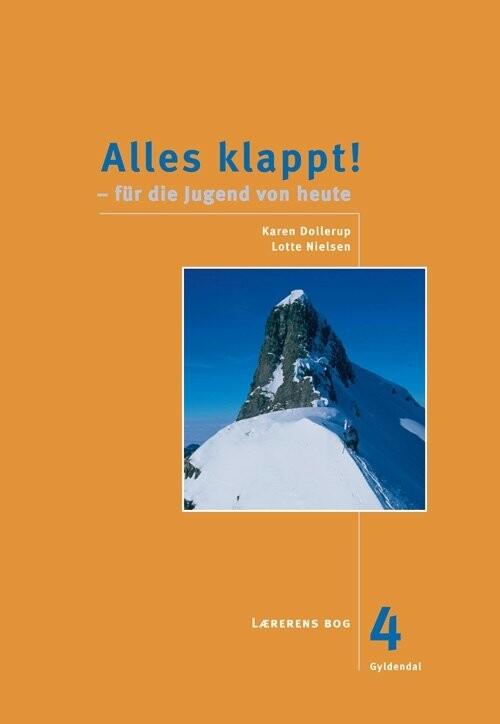 Image of   Alles Klappt! 4. Lærerens Bog - Lotte Nielsen - Bog