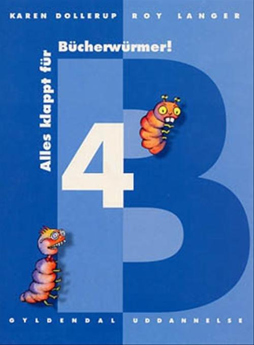 Billede af Alles Klappt Für Bücherwürmer! - Karen Dollerup - Bog