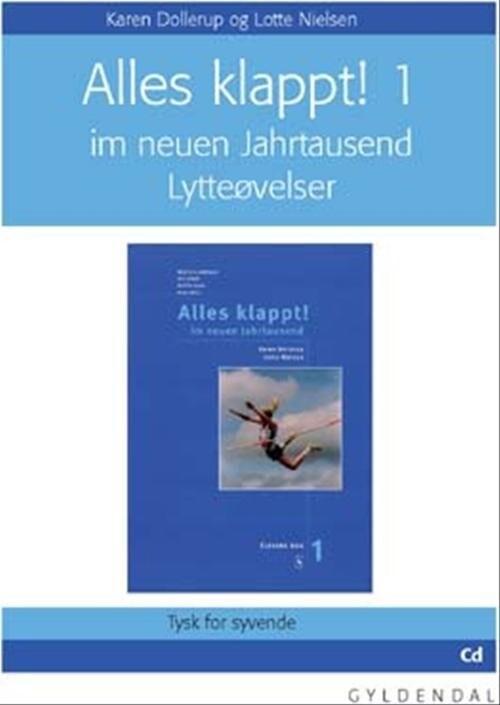 Image of   Alles Klappt! 1. Lytteøvelser - Karen Dollerup - Bog