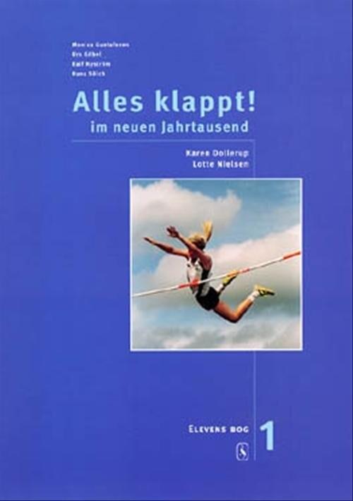 Image of   Alles Klappt! 1. Elevens Bog - Lotte Nielsen - Bog