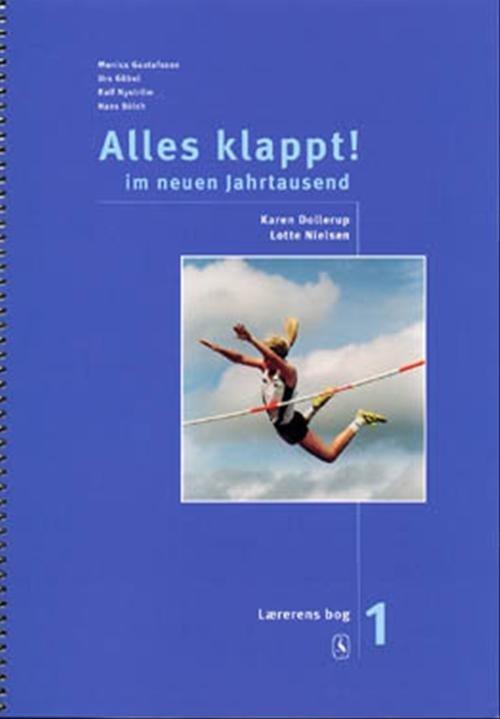 Alles Klappt! 1. Lærerens Bog - Lotte Nielsen - Bog