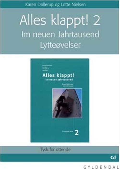 Image of   Alles Klappt! 2. Lytteøvelser Cd - Karen Dollerup - Bog