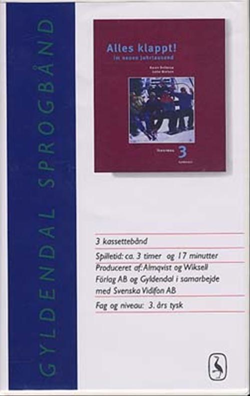 Billede af Alles Klappt! 3. Tekstbog Bånd - Lotte Nielsen - Bog