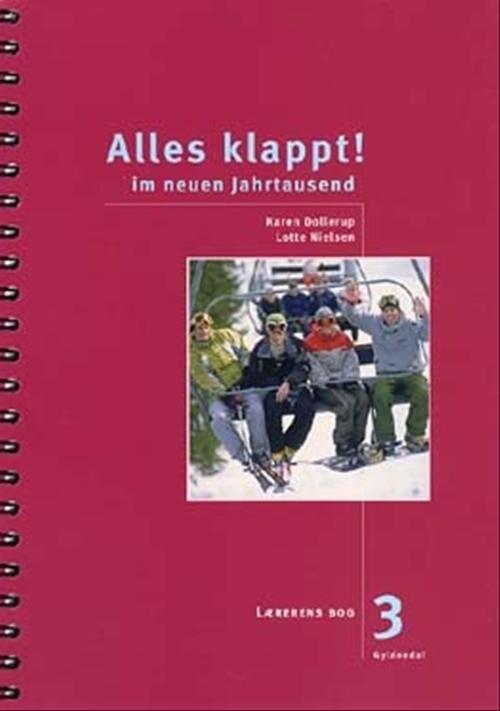 Image of   Alles Klappt! 3. Lærerens Bog - Lotte Nielsen - Bog
