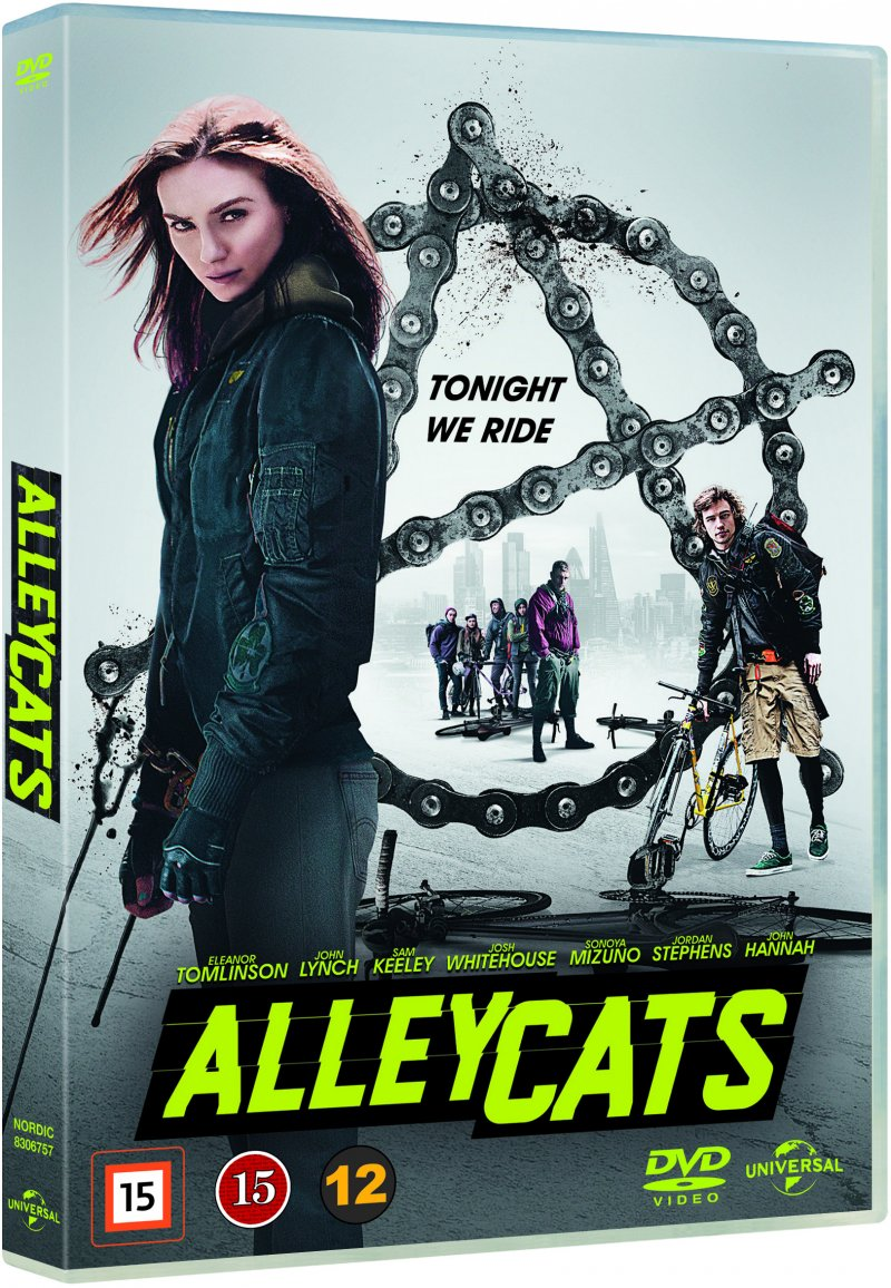 Image of   Alleycats - DVD - Film