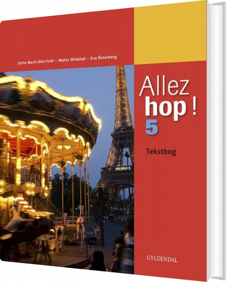 Allez Hop ! 5 - Jytte Bech Dürrfeld - Bog