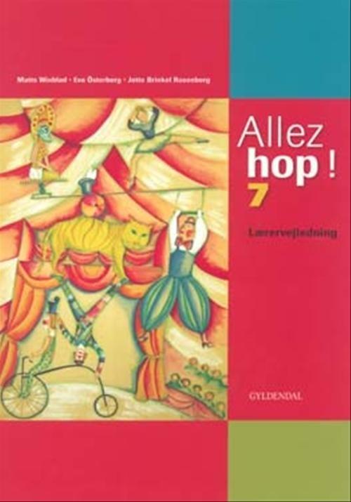 Billede af Allez Hop ! 7 - Bonnier Brands - Bog