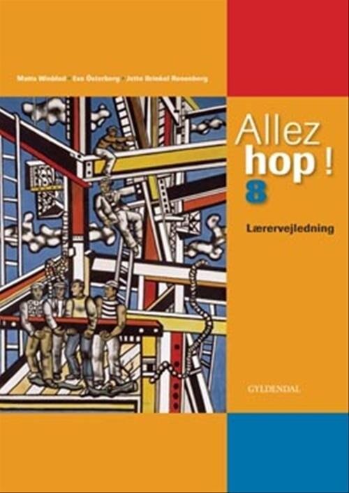 Image of   Allez Hop ! 8 - Eva österberg - Bog