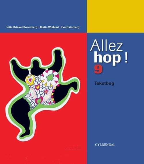 Allez Hop ! 9 - Jette Brinkel Rosenberg - Bog