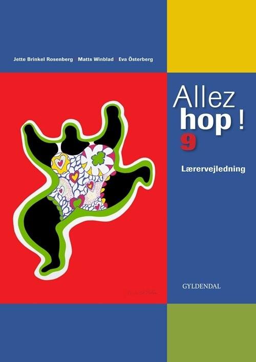 Image of   Allez Hop ! 9 - Matts Winblad - Bog
