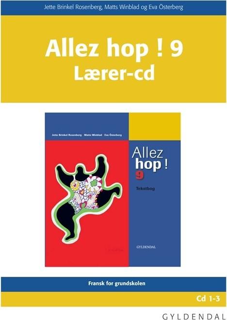 Billede af Allez Hop ! 9 - Bonnier Brands - Bog